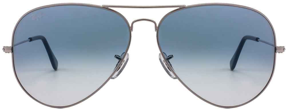 ray ban aviator blue gradient 62 | Money in the Banana Stand